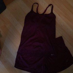Nike Exercise Set